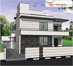 2 floor houses triplex house design view plan http apnaghar co in house