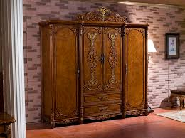 Bedroom Armoire by Bedroom Furniture White Wooden Wardrobe Cabinet Small Classic