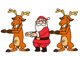 20 great santa claus animated wishes gif images to