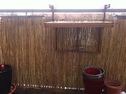 balkon bambus sichtschutz balkon bambus sichtschutz befestigen möbel ideen und home design