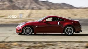 nissan 350z quarter mile stock rides