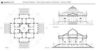 villa savoye plan