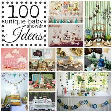 unique baby shower 100 unique baby shower themes