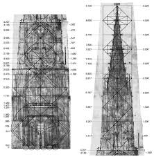 Medieval Cathedral Floor Plan Dynamic Unfolding And The Conventions Of Procedure Geometric