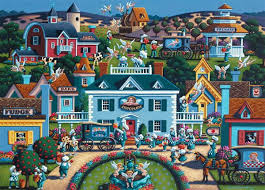masterpieces jigsaw puzzles sweet shop jigsaw puzzle at the
