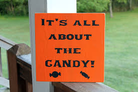 halloween wood sign funny halloween sign it u0027s all about