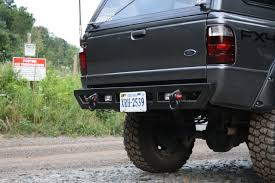 bumper ford ranger rear bumper and lift pictures ranger forums the