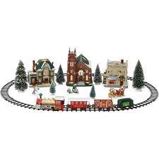 christmas train set walmart com