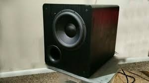 chase home theater z review svs pb 2000 subwoofer youtube