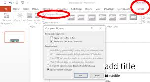 microsoft excel bloated powerpoint file super user