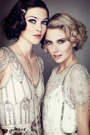 great gatsby 1920s themed wedding party ideas