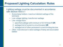 current limiting device for track lighting commercial lighting requirements ppt download