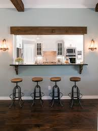 Kitchen Bar Top Ideas by Kitchen How To Make A Pass Through Kitchen Bar Room Ideas