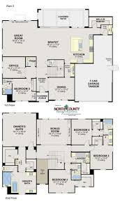new construction floor plans 419 best new home floor plans in county san diego images on