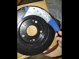 2007 honda accord rotors painted drill and slotted rotors for 2007 honda accord