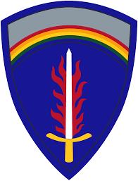 Army Ranger Flag United States Army Europe Wikipedia