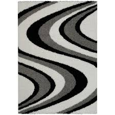 Dkny Bath Rugs Black White And Gray Rugs Roselawnlutheran