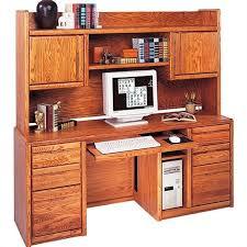 Oak Computer Desk With Hutch Martin Furniture Contemporary Computer Credenza With Hutch In
