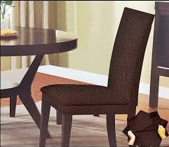Black Dining Chair Covers Winston Porter Stretch Polyester Dining Chair Slipcover Reviews