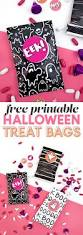 Halloween Stickers Printable by Diy Printable Treat Bags Make Your Own Goodie Bags Persia Lou