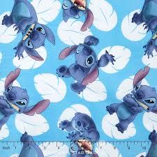 lilo stitch faces stitch yardage springs creative