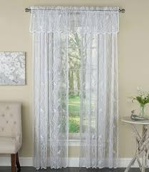 Lace Curtain Songbird Lace Curtain And Tier By Lorraine Paul S Home Fashions