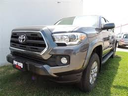 Toyota Tacoma Double Cab Long Bed 2017 Toyota Tacoma Double Cab Automatic Long Bed Trd Sport 4 Door