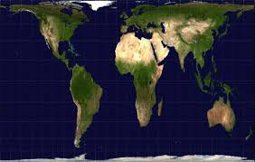 map of ta area what s the best map projection a user s guide to the universe