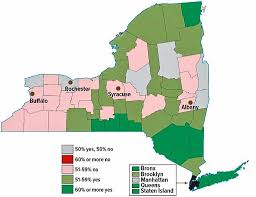 Map Of New York State Counties by New York Casino Vote Confirms Tioga Downs On Right Track Ready To