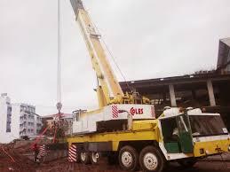 laxmi cranes u0026 trailers