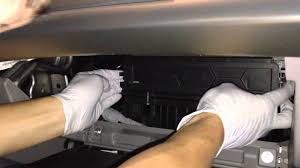 honda accord cabin air filter replacement tutorial install cabin air filter in a 2008 honda accord v6