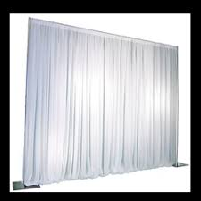 pipe and drape rental nyc white pipe drape rental nyc