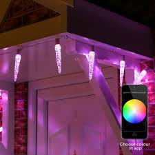 Outdoor Icicle Lights Outdoor Icicle Lights Home Design Ideas And Pictures