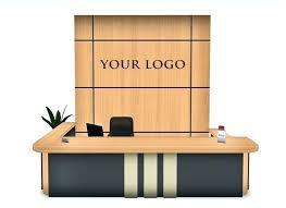 Office Front Desk Furniture Hotel Front Desk Furniture Cf Aluminum Frame Front Desk Hotel