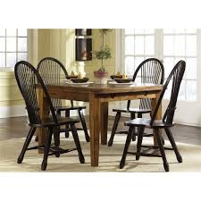 liberty furniture dining room retractable leg table oak cole u0027s