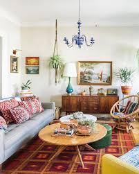 Top  Best Retro Living Rooms Ideas On Pinterest Retro Home - Colorful home interior design
