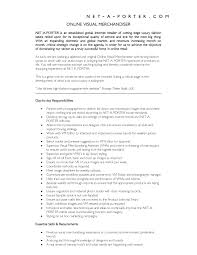 Sample Resume For Photographer 28 Sample Resume Objectives For Merchandiser Resume Sample