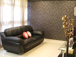 unique wallpaper for living room for your small home decor