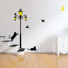 wall stickers uk wall art stickers kitchen wall stickers ws6026 glow in dark street light