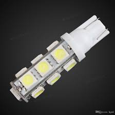 Led Light Bulbs For Headlights by 150lm 12v 2w T10 13 X Smd 5050 Led Headlight White Car Light Rv