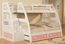 bedroom lovely bunk bed with stairs bunk bed with stairs loft