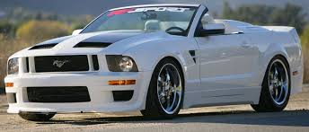mustang 2005 kit 2005 2009 mustang rk sports california kit urethane