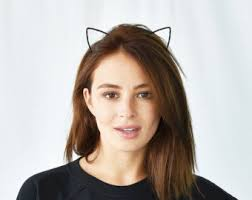 Halloween Costume Cat Ears Cat Ears Etsy