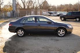 honda accord used cars for sale 2004 honda accord ex gray sedan used car sale