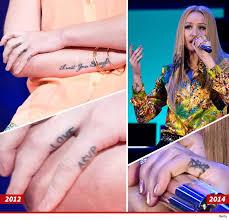 saycheesetv u2013 iggy azalea removes her a ap rocky tattoo