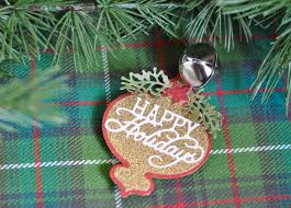 handmade christmas ornaments festive blog hop day 2 make life