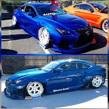lexus rcf widebody widebody lexus rc on instagram