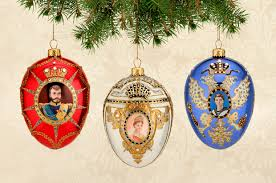 faberge ornaments faberge style egg ornaments the