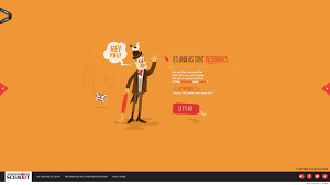 awesome web design of the week u2014 une cuisine astucieuse
