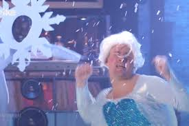 let it go watch channing tatum go full disney princess with let it go from